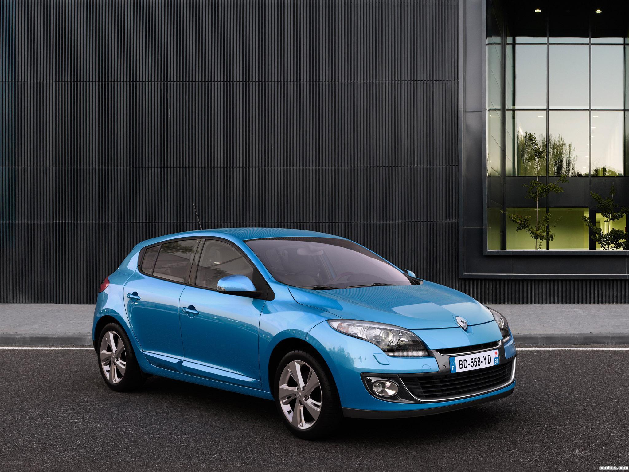 Foto 0 de Renault Megane 2012