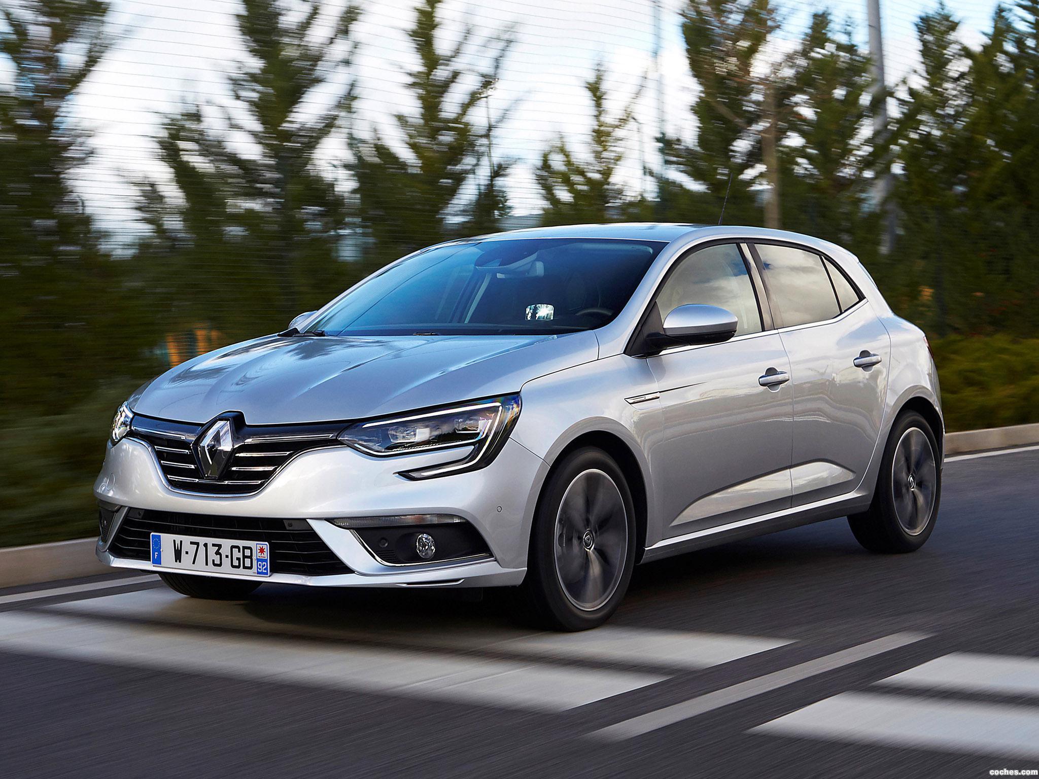 Foto 13 de Renault Megane 2016