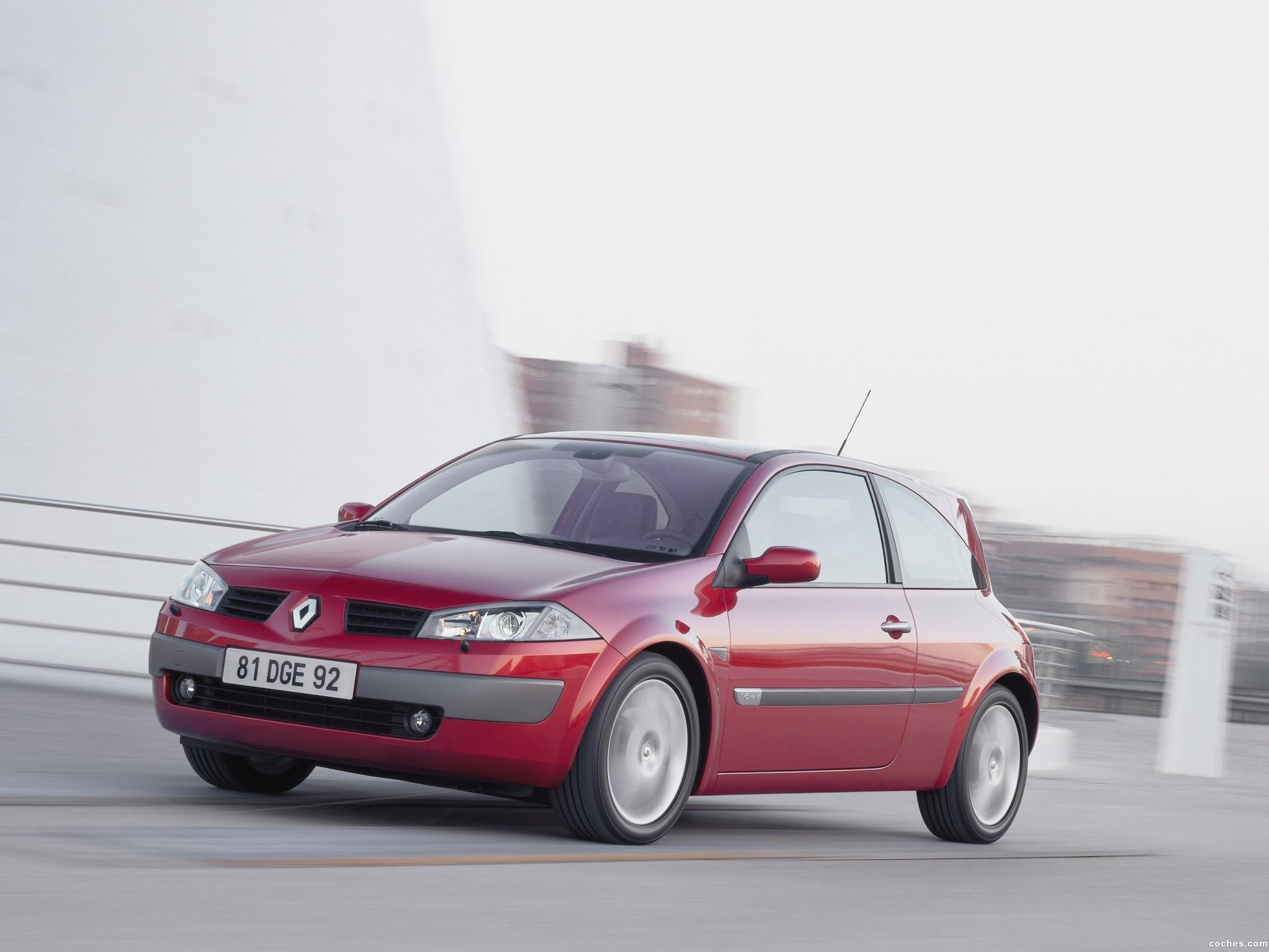 Foto 1 de Renault Megane 3 puertas 2002