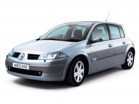 Ver foto 2 de Renault Megane 5 puertas 2002