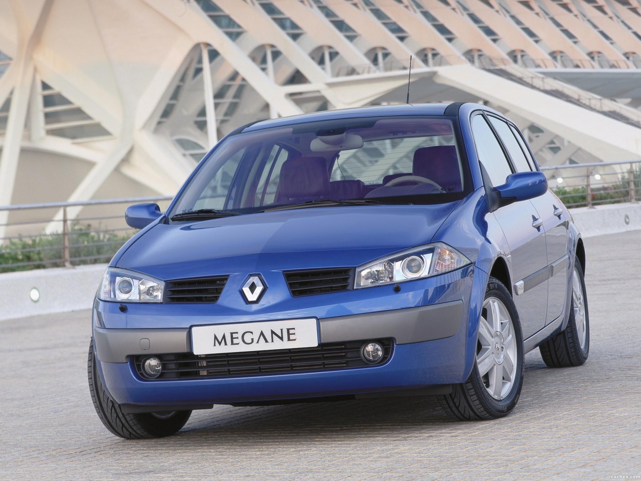 Foto 0 de Renault Megane 5 puertas 2002