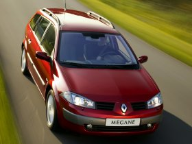 Ver foto 6 de Renault Megane Break 2006