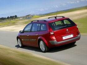 Ver foto 5 de Renault Megane Break 2006