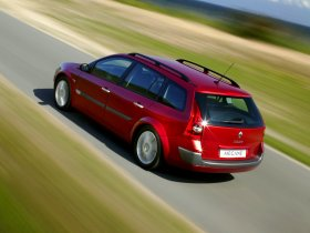Ver foto 4 de Renault Megane Break 2006