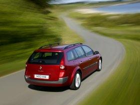 Ver foto 2 de Renault Megane Break 2006