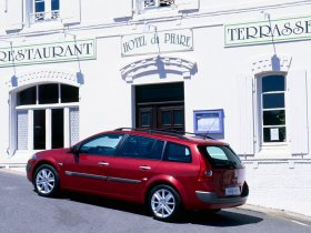 Ver foto 10 de Renault Megane Break 2006