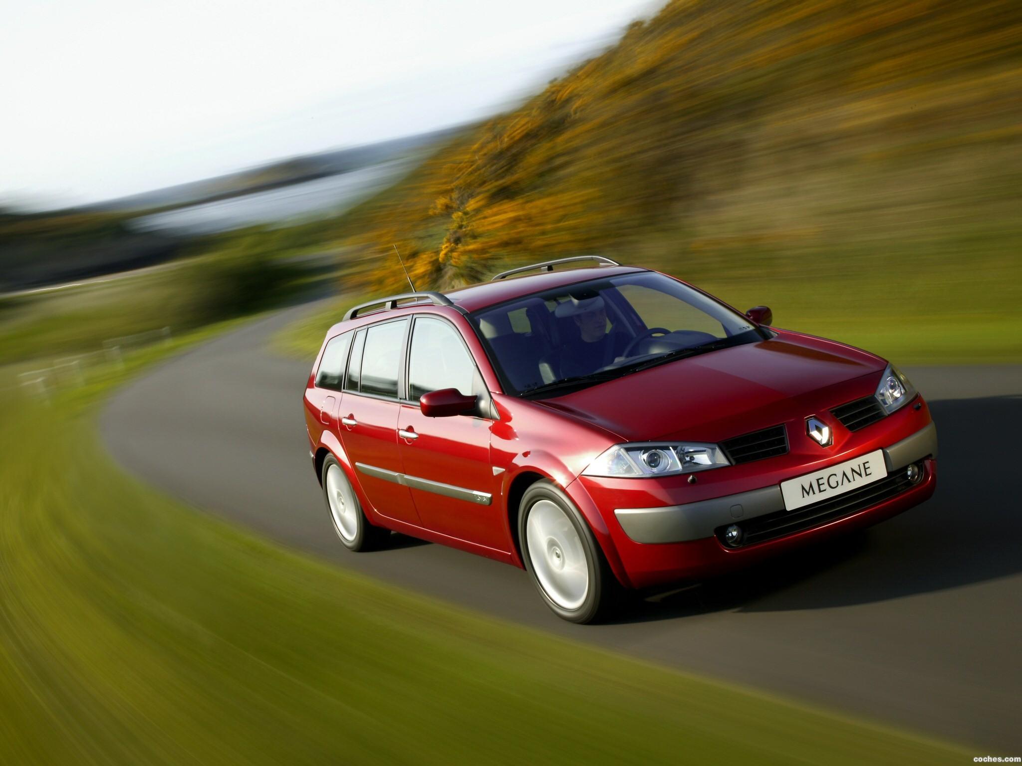 Foto 0 de Renault Megane Break 2006