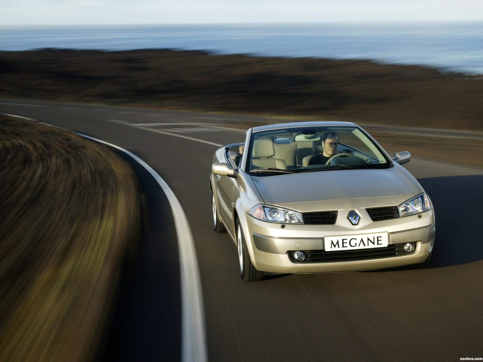Foto 0 de Renault Megane CC 2006