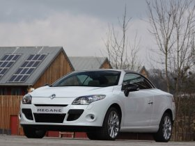 Ver foto 2 de Renault Megane CC 2010
