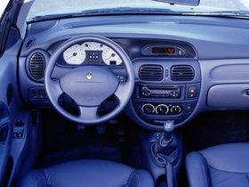 Ver foto 7 de Renault Megane Cabrio 1999