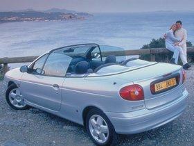 Ver foto 6 de Renault Megane Cabrio 1999