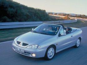 Ver foto 5 de Renault Megane Cabrio 1999