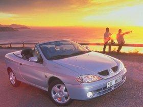 Ver foto 4 de Renault Megane Cabrio 1999