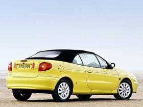 Ver foto 3 de Renault Megane Cabrio 1999