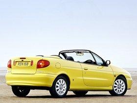 Ver foto 2 de Renault Megane Cabrio 1999