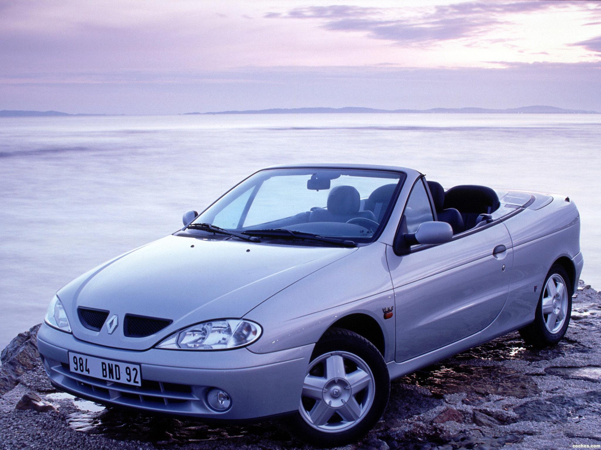 Foto 0 de Renault Megane Cabrio 1999