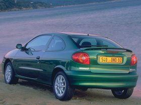 Ver foto 2 de Renault Megane Coupe 1999