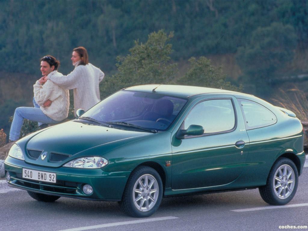 Foto 0 de Renault Megane Coupe 1999