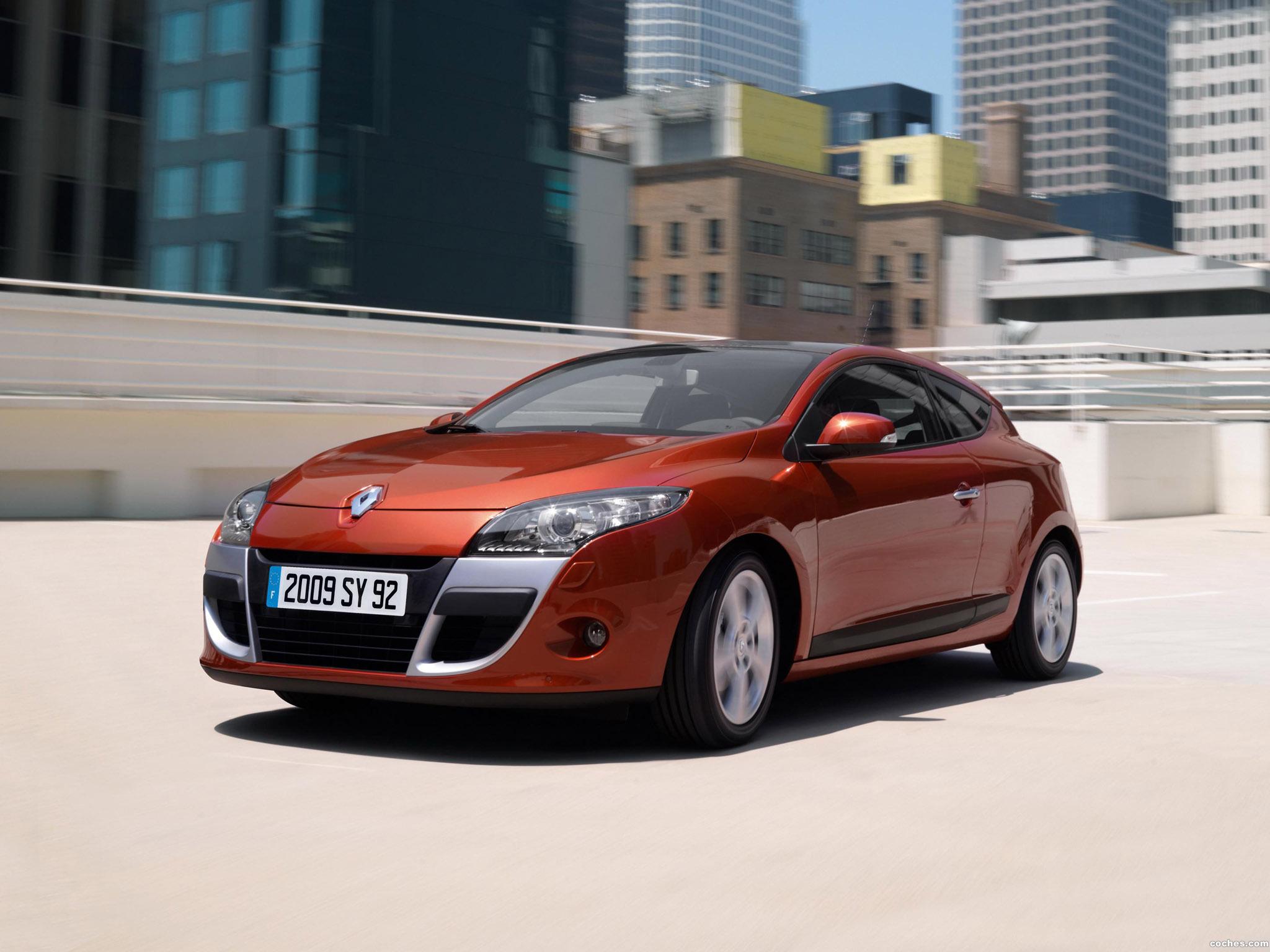 Foto 0 de Renault Megane Coupe 2008