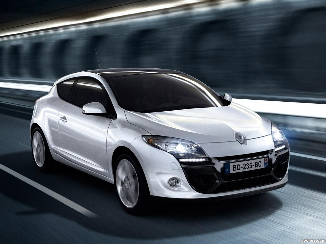 Foto 0 de Renault Megane Coupe 2012