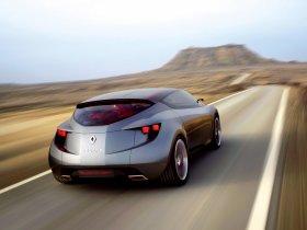 Ver foto 3 de Renault Megane Coupe Concept 2008