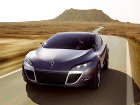 Ver foto 2 de Renault Megane Coupe Concept 2008