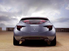 Ver foto 8 de Renault Megane Coupe Concept 2008