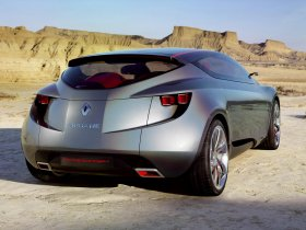 Ver foto 6 de Renault Megane Coupe Concept 2008