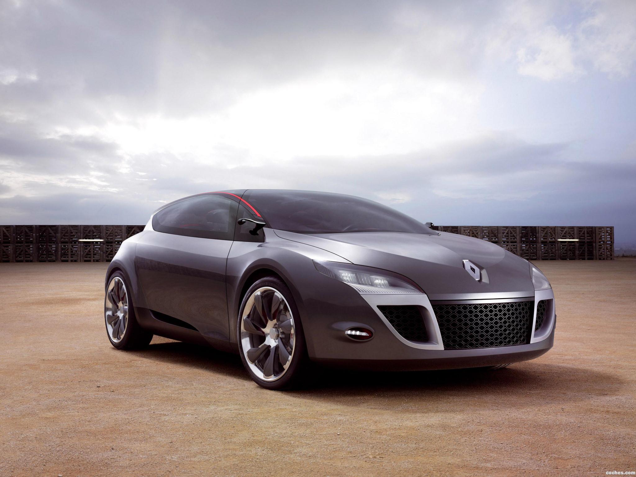 Foto 10 de Renault Megane Coupe Concept 2008