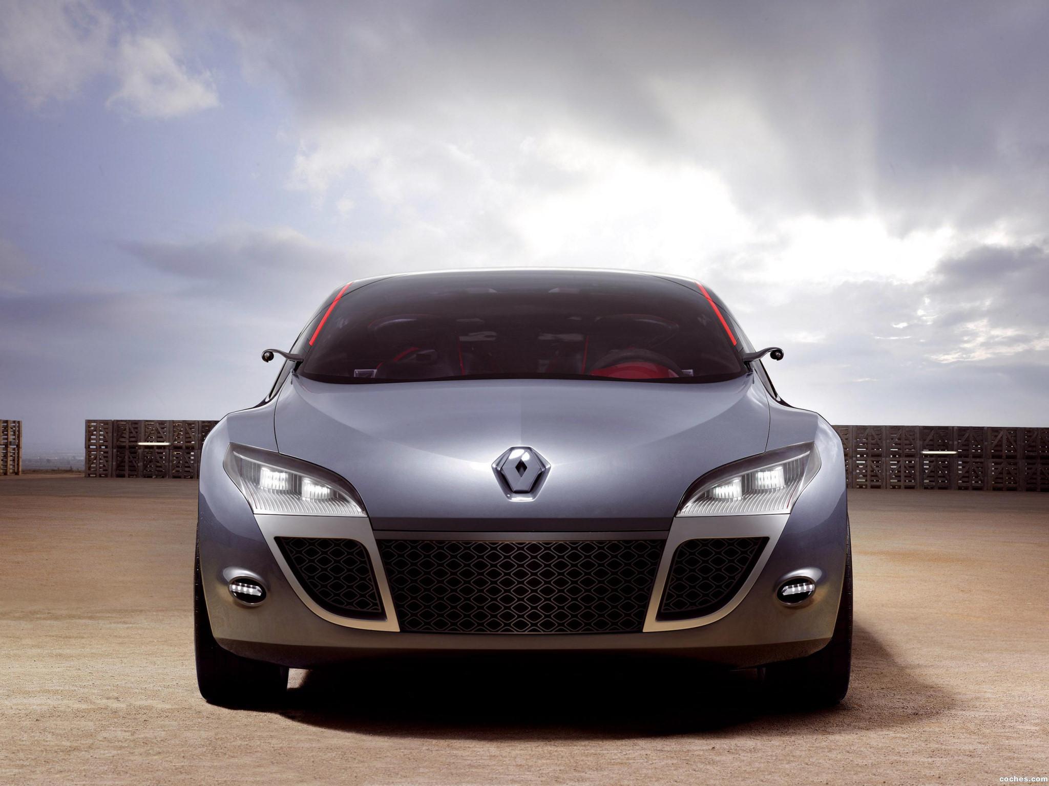 Foto 8 de Renault Megane Coupe Concept 2008