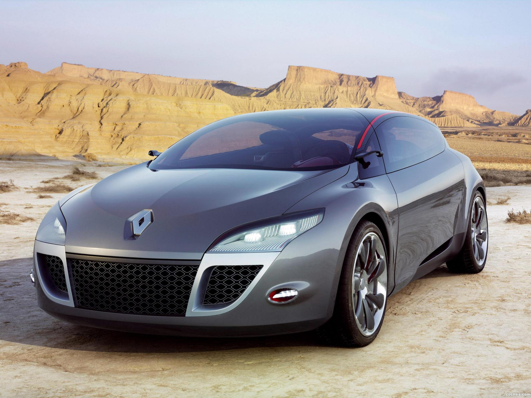 Foto 6 de Renault Megane Coupe Concept 2008