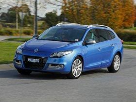Ver foto 6 de Renault Megane Estate GT Line Australia 2013