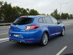 Ver foto 5 de Renault Megane Estate GT Line Australia 2013