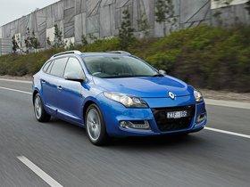 Ver foto 2 de Renault Megane Estate GT Line Australia 2013