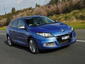 Fotos de Renault Megane Estate GT Line Australia 2013