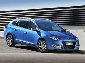 Ver foto 10 de Renault Megane Estate GT Line Australia 2013