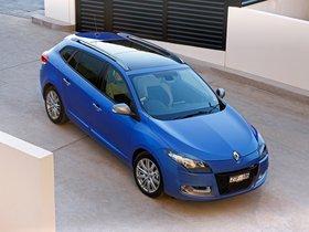 Ver foto 8 de Renault Megane Estate GT Line Australia 2013