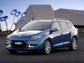 Ver foto 7 de Renault Megane Estate GT Line Australia 2013