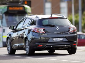 Ver foto 3 de Renault Megane Estate GT Line Australia 2014