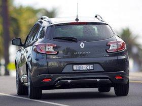 Ver foto 2 de Renault Megane Estate GT Line Australia 2014