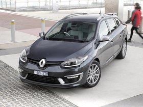 Ver foto 10 de Renault Megane Estate GT Line Australia 2014