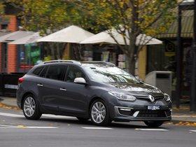 Ver foto 6 de Renault Megane Estate GT Line Australia 2014