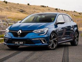Ver foto 4 de Renault Megane GT Australia  2016