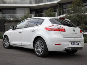 Ver foto 2 de Renault Megane GT Line Australia 2014