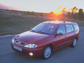 Ver foto 3 de Renault Megane Grandtour 1999