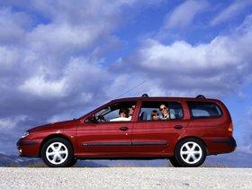 Ver foto 2 de Renault Megane Grandtour 1999