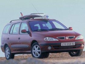 Ver foto 1 de Renault Megane Grandtour 1999