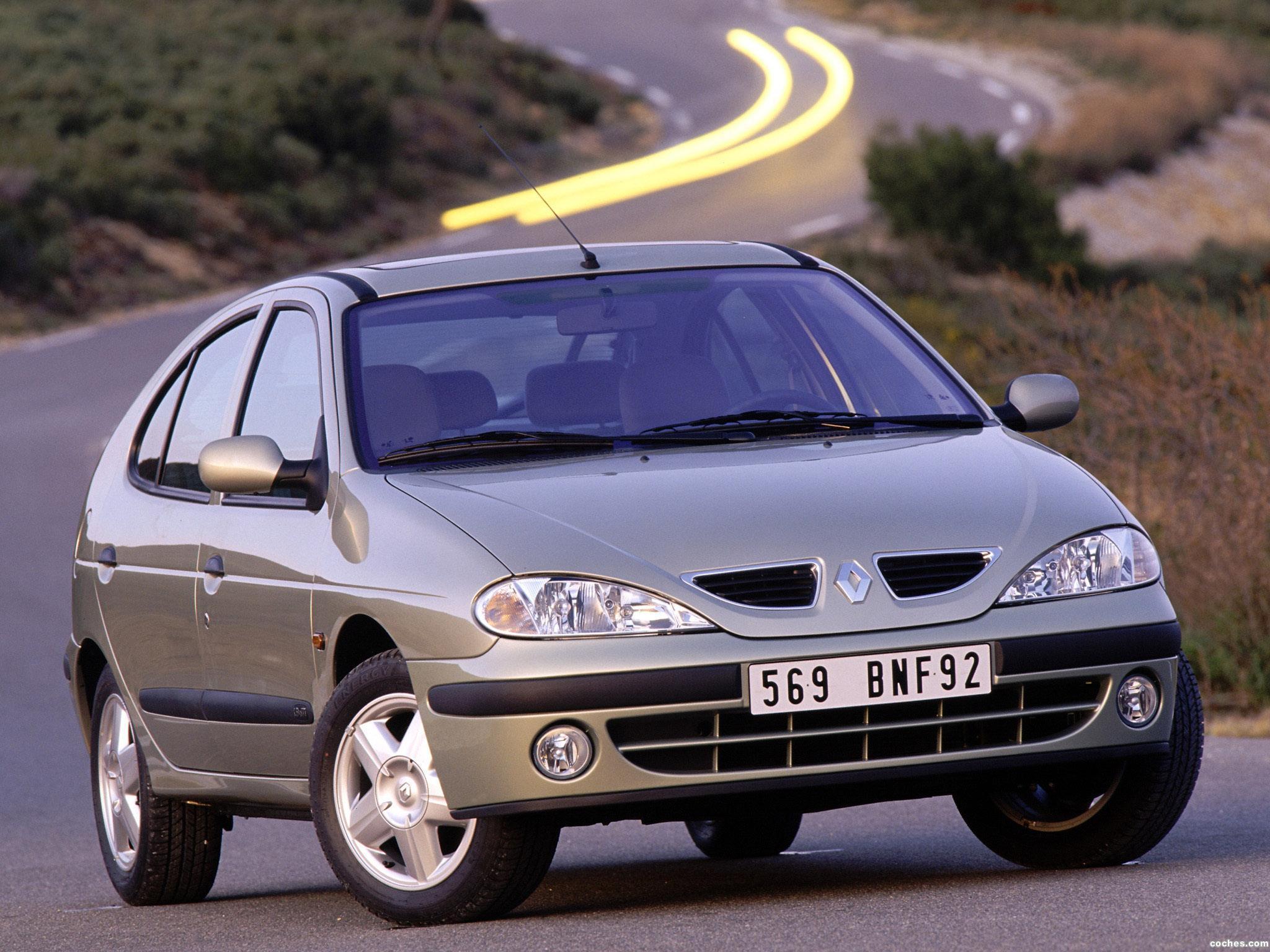 Foto 0 de Renault Megane Hatchback 1999