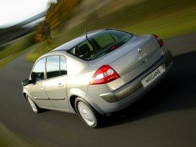 Ver foto 4 de Renault Megane Limusine 2006