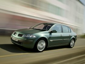 Ver foto 1 de Renault Megane Limusine 2006